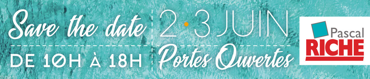 Save the Date Portes Ouvertes