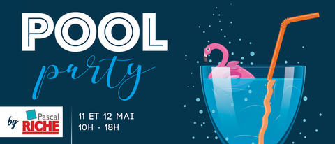 Portes Ouvertes - Pool Party 2019